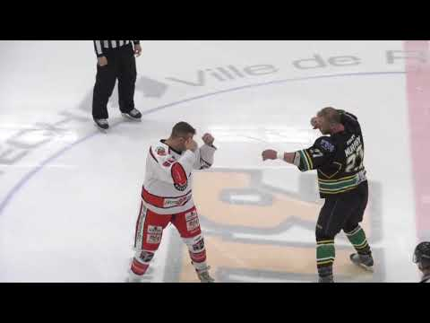 Ryan Murphy vs. Derek Parker
