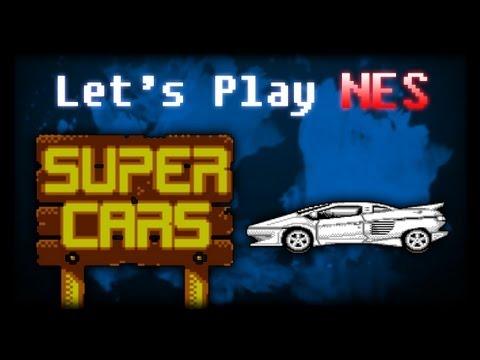 super cars nes rom