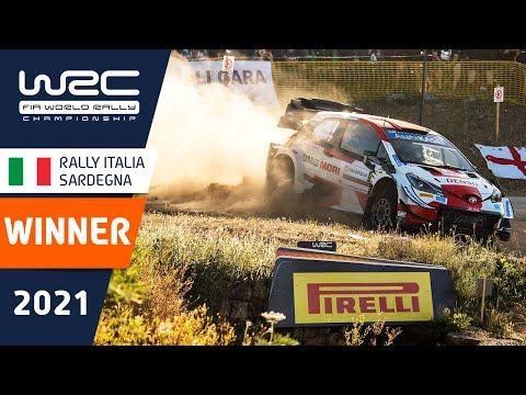 WRC 2021 第5戦ラリー・イタリア ハイライト動画