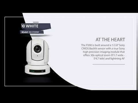 Eyes P200 | PTZ NDI Camera - Need To Know