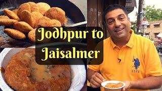 Jodhpur to Jaisalmer via Barmer EP 4   Rajasthan Tour