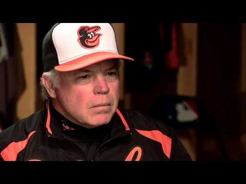 Buck Showalter interview