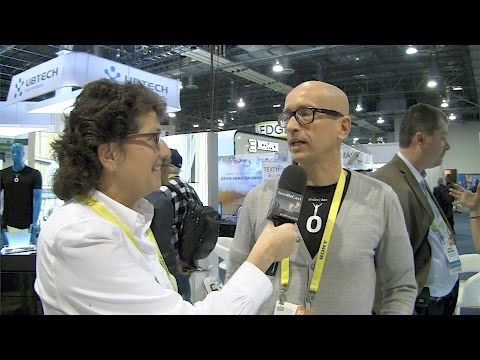 CES 2017: Oticon Connected Opn Hearing Aid