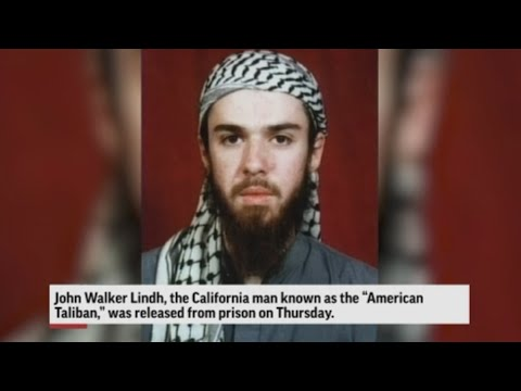 John Walker Lindh, the California man who took up arms for the Taliban before 9/11, is out of prison after more than 17 years. (May 23)