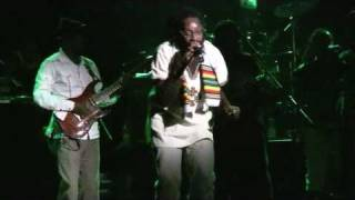 Tarrus Riley - Human Nature [Live in Wuppertal, Germany @ U Club 2/3/2010]