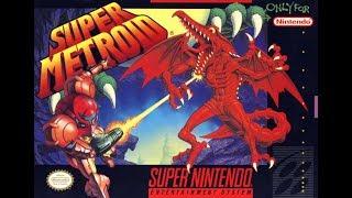 Super Metroid - Part 7 SNES Playthrough [HD] 1440p 60fps