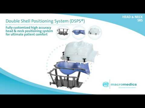 Double Shell Positioning System MacroMedics DSPS Supine Position