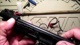 KWA G36 Barrel Removal - Inner Barrel Removal/Reassembly