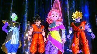 Dragon Ball Xenoverse 2 DLC Pack 6 Story Mode ENDING Gameplay (English Dub)