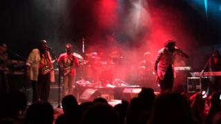 Tarrus Riley Live Birmingham Institute 2014 - All of me/Stay with You