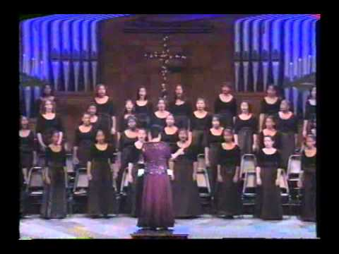 Spelman's Women's Choir - What You Going To Call Your Pretty Little Baby