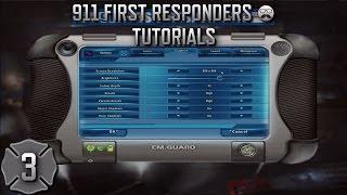 911 First Responders / Emergency 4 Game Tutorials ▬ #3 - Change screen resolution!