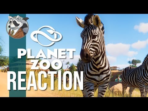 Look! I have things to say, too! | Planet Zoo | Announcement and Reaction