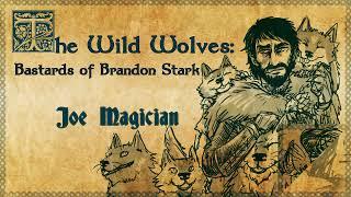 🧙♂️ The Wild Wolves: Children of Brandon Stark