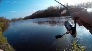 Рыбалка в октябре на реке урал