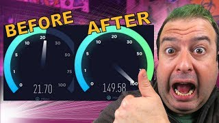 How to make your WiFi and Internet speed faster with these 2 simple settings