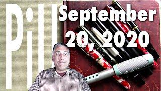 Pens in Use - September 18, 2020