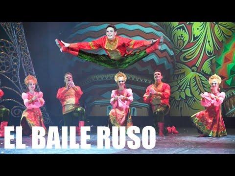 Baile ruso, danza típica. Dónde ver en Moscú, guía