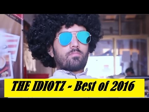 The Idiotz | Best Clips of 2016 | Funny