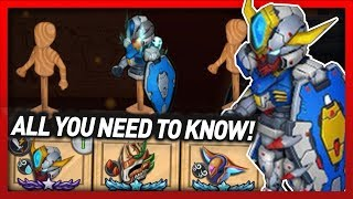 Knights and Dragons - ALL YOU NEED TO KNOW ABOUT THE DECATRON EVENT!! Deca Anniversary Special Armor