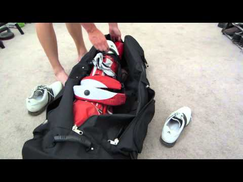 Great golf travel bag under $80: Caddy Daddy CdX10 review