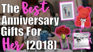 20 Best Anniversary Gift Ideas For Her: Unique & Special Anniversary Gifts For Girlfriend Or Wife