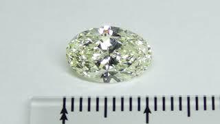 ダイヤモンド(オーバルカット)