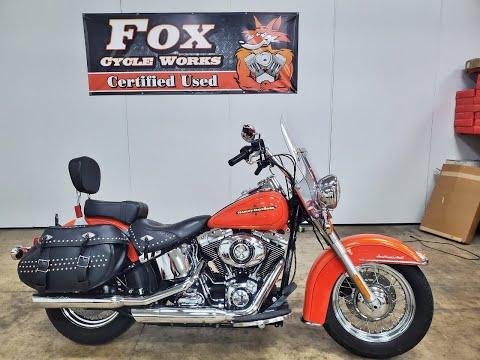 2012 Harley-Davidson Heritage Softail® Classic in Sandusky, Ohio - Video 1