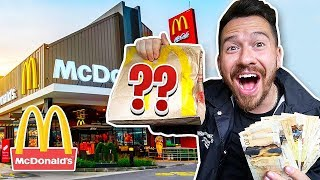 Paying McDonald's Employees $1,000 If They Get My Order Right!! (Drive Thru)