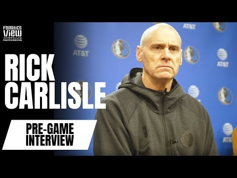 "Rick Carlisle SOUNDS OFF on Knicks Firing Fizdale: ""TERRIBLE MESS, HE HAD NOTHING TO DO WITH"""
