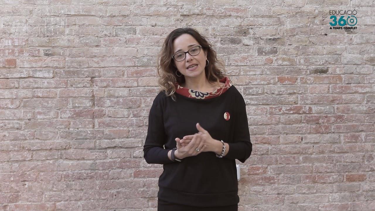 Les oportunitats educatives d'arreu són cabdals en l'itinerari personal - Mònica Nadal