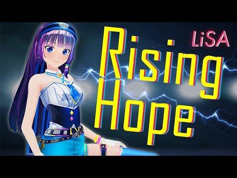 Rising Hope/LiSA(cover)【富士葵】歌ってみた