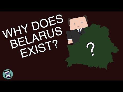 Proč existuje Bělorusko?