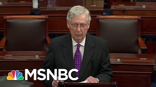 Ornstein: McConnell's Admission 'Violation Of Oath He Will Take As A Juror' | The Last Word | MSNBC