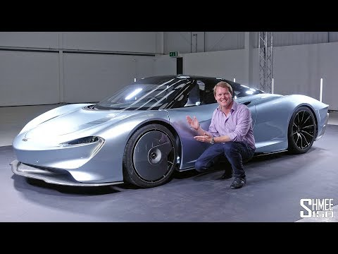 Check Out The New McLAREN SPEEDTAIL! | FIRST LOOK