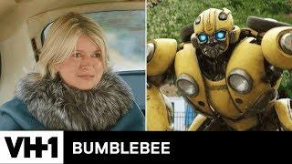 Bumblebee (2018) | Driving Miss Martha: Smalltalk w/ a Transformer | VH1