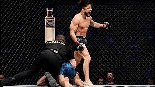 UFC Fight Night: Henry Cejudo knockt T.J. Dillashaw nach 32 Sekunden aus