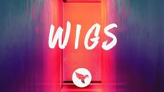 A$AP Ferg   Wigs (Lyrics) Ft. City Girl & ANTHA
