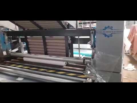 Automatic Toilet Roll Making Machine
