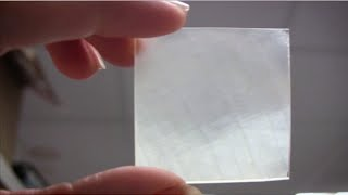 UMD Discovers Transparent Wood