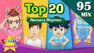 Head, vai, đầu gối và ngón chân + More Nursery Rhymes
