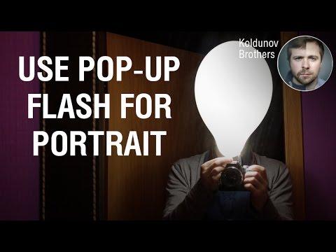 Use A White Balloon As A DIY Flash Diffuser When Shooting Portraits