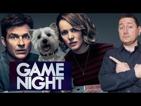 Game Night Movie Review
