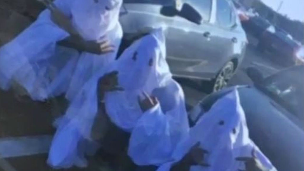 Teens In Trouble For KKK Costumes thumbnail