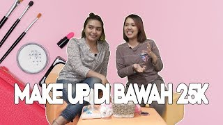 Make Up Challenge Balon Air 25 Ribu Rupiah