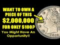 THIS IS FLIPPIN' CRAZY!! - Fractional Share Investing Coming To Rare Coins??