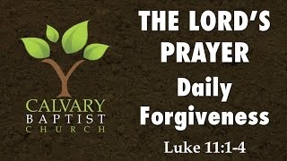 preview picture of video 'The Lord's Prayer - Forgiveness'