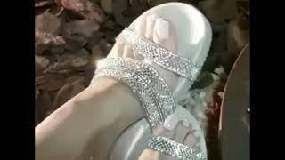 WOW! Turkish mistress beautiful feet