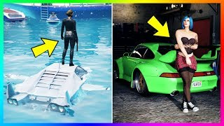 15 More Things You Might Not Know About GTA Online, The Doomsday Heist DLC & Festive Surprise 2017!