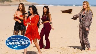 "DSDS jeden Dienstag & Samstag um 20:15 Uhr bei RTL und online bei TVNOW Jetzt streamen: https://www.tvnow.de/shows/deutschland-sucht-den-superstar-13?utm_source=youtube&utm_medium=editorial&utm_campaign=beschreibung&utm_term=dsds Alle Infos & Clips: http://www.rtl.de/cms/sendungen/superstar.html?utm_source=youtube&utm_medium=editorial&utm_campaign=beschreibung&utm_term=dsds DSDS bei Facebook: https://www.facebook.com/DSDS/ DSDS bei Instagram: https://www.instagram.com/dsds/  Vanissa Toufeili, Kathrin 'Katja' Bibert, Chiara D'Amico, Isabell Heck singen ""Don't call me up"" von Mabel  TVNOW im App Store: https://itunes.apple.com/de/app/tv-now/id1057991212?mt=8 TVNOW im Google Play Store: https://play.google.com/store/apps/details?id=de.rtli.tvnow DSDS bei Instagram: https://www.instagram.com/dsds/ DSDS bei Twitter: https://twitter.com/RTLde  #DSDS #RTL #TVNOW"